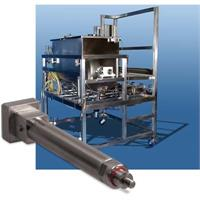 ERD electric cylinder in food processing equipment