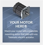 The easy way to get a complete electric linear motion solution