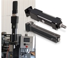 Electric high-force linear actuators improve powertrain assembly process and part quality