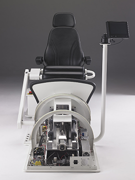 Electric cylinder essential to physical therapy chair