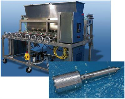 Filling machine utilizes ERD electric cylinder