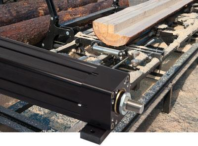 lumber planing equipment