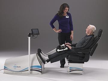 VibeTech Rehabilitation Chair for physical therapy