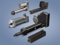 high force linear actuators from Tolomatic