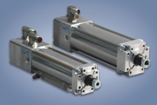 lightweight electric servo actuators for robotic welding