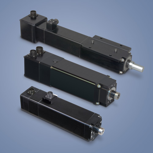 GSWA electric servo actuators for RSW