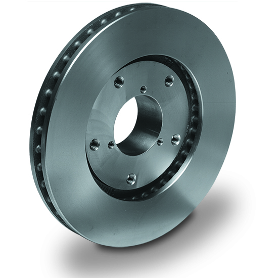 Ventilated Disc | Brake for Tension Control | by Tolomatic