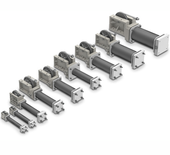 pneumatic linear actuators by tolomatic tol o matic